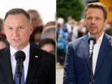 Sondaż Kantar: Trzaskowski zwycięża w II turze. 44 proc. poparcia dla Dudy