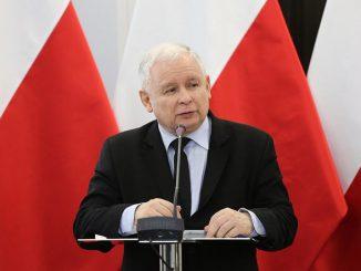 Gdzie jest Kaczyński