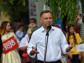 wkręcenia prezydenta Andrzeja