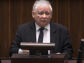 Kaczyński skomentował wyników wyborów