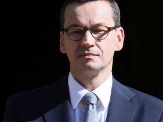 Mateusz Morawiecki wyników wyborów