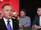 Rosyjscy żartownisie dodzwonili się do Andrzeja Dudy. Odbyli z nim długą rozmowę jako przedstawiciele ONZ [VIDEO]