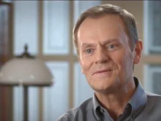 Donald Tusk o szczepieniach