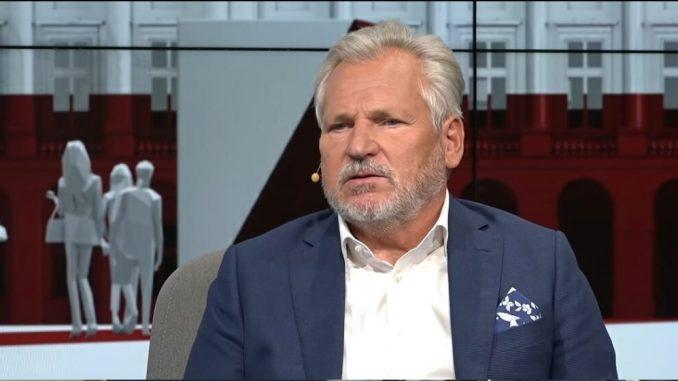 Kwaśniewski OSTRO o Kaczyńskim