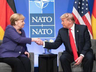 Trump wycofuje wojska z Niemiec