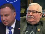 Wałęsa obraził Polaków i prezydenta! Tak chamskiego zachowania dawno nie widzieliśmy