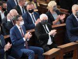 Pół rządu i Kaczyński  pokazali o. Rydzykowi, co  sądzą o jego dziele!