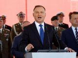 Andrzej Duda apeluje do  ONZ!