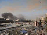 Liban. Polak mieszkający w Bejrucie: Siła rażenia zmiotła port, centrum miasta zniszczone w 70 proc.