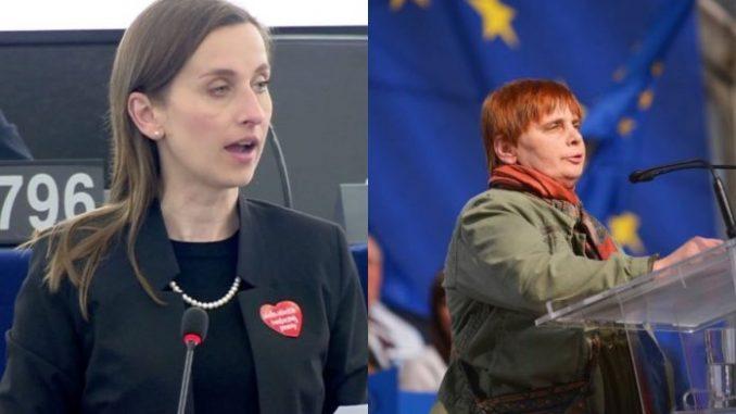 Kolejna europoseł z Polski powiela kłamstwa tęczowego aktywisty