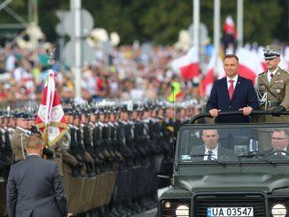Defilada Warszawa