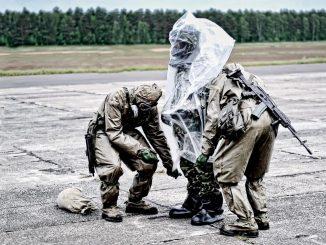 Pandemia NISZCZY wojsko