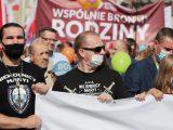 Andrzej Duda maszerował  razem z wojownikami