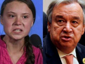 Guterres wieszczy zagładę ludzkości
