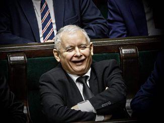 Jarosław Kaczyński: prezes porównał UE do ZSRR. To język POLEXITU