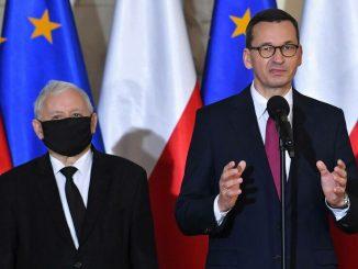 Gdzie urzęduje Kaczyński