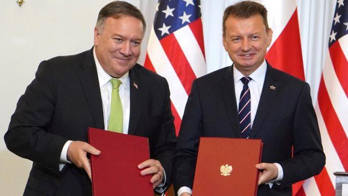 Polska stała się nową kolonią USA