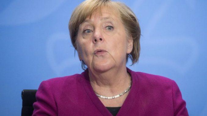 Merkel ogłosiła drugi lockdown