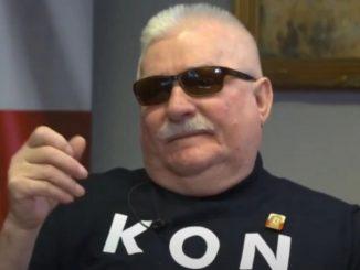 Wałęsa postradał rozum
