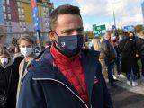 Trzaskowski o protestach:  Nikt już nie wytrzyma  hipokryzji rządzących