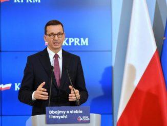 Polityk PiS punktuje Morawieckiego