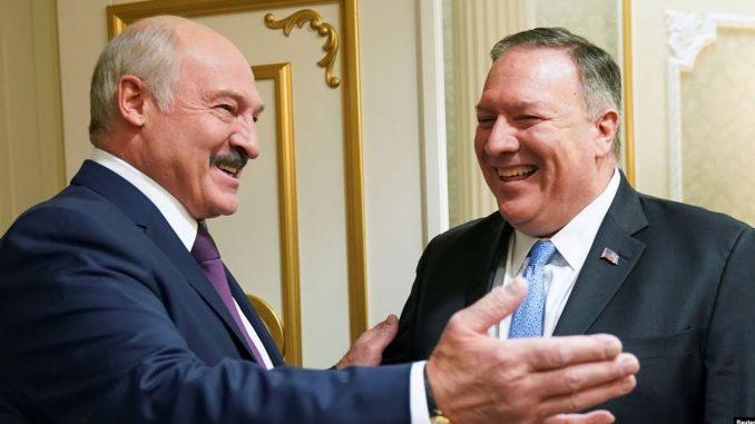 USA nie uznają Cichanouskiej za prezydenta Białorusi