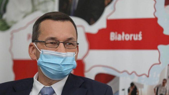Polski rząd rażąco narusza normy i zasady prawa międzynarodowego