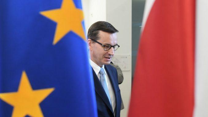 UE Weto dla unijnego Funduszu Odbudowy