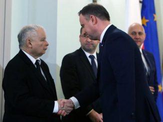 Prawda o relacjach Dudy z Kaczyńskim