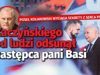 MOCNE OSKARŻENIA posła buntownika z PiS!