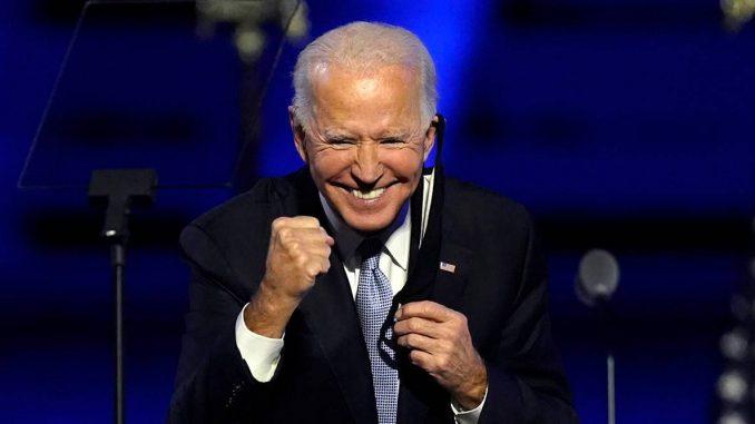 Joe Biden nie wysadzi Fortu Trump