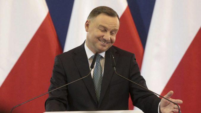 Andrzej Duda będzie skakał z radości!