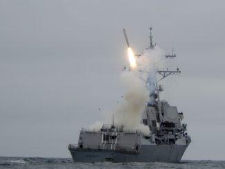Raytheon z umową na kolejną partię pocisków manewrujących Tomahawk Block V