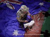 Konflikt dyplomatyczny Chin i Australii. Poszło o grafikę z żołnierzem