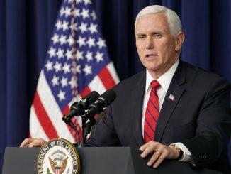 Wiceprezydent USA Mike Pence planuje przyjechać do Polski