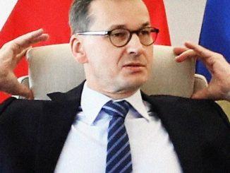 Morawiecki nie jest premierem