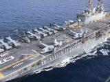 Marynarka wojenna USA: USS Bonhomme Richard wycofany ze służby. Powód – zniszczenia po pożarze