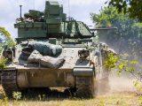 Chorwacja zmodernizuje wozy bojowe Bradley, które pozyskuje od USA