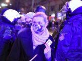 Szef MSWiA o incydencie z Barbarą Nowacką: policjant działał w kierunku samoobrony