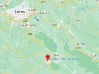 Chorwacja: trzęsienie ziemi w okolicach Zagrzebia