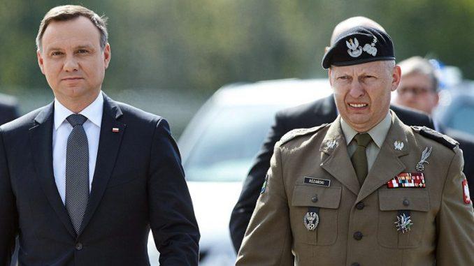 Gen. Różański: Wprowadzanie grota do armii jest związane z błyskawicznym rozwojem karier wielu oficerów