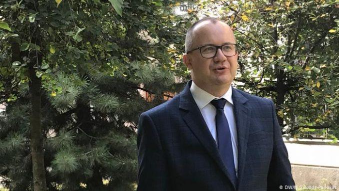 """""""Sueddeutsche Zeitung"""": Adam Bodnar – osobisty wróg PiS"""