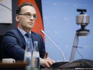 Szef MSZ Niemiec proponuje USA Plan Marshalla dla demokracji