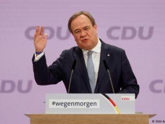 Niemiecka prasa o nowym szefie CDU: Jest kontynuacją Merkel