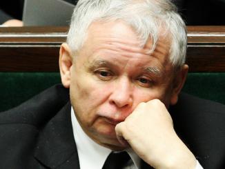 Prawdziwy dramat Kaczyńskiego.
