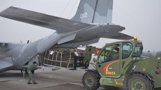 Wojsko Polskie na pomoc Chorwacji a