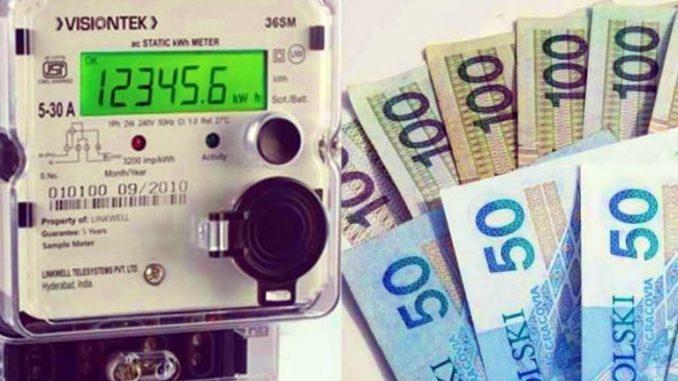 Pierwsze PODWYŻKI cen energii elektrycznej zatwierdzone