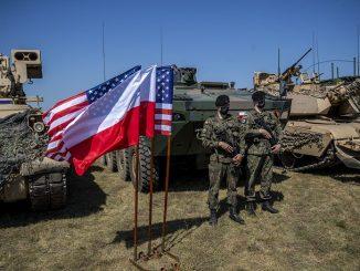 Amerykańskie wojska w Polsce dają zarobić. Głównie zagranicznym firmom