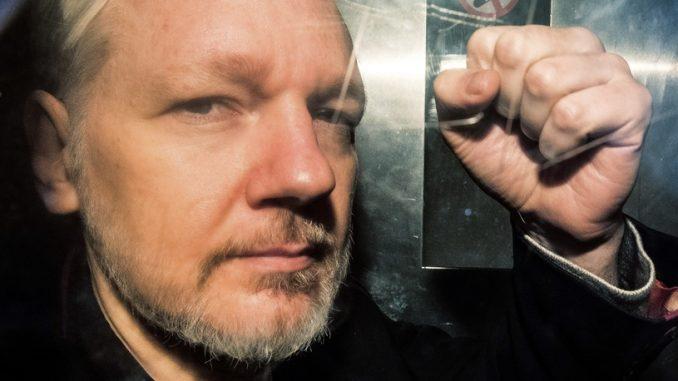 W. Brytania: Jest decyzja sądu w sprawie Juliana Assange'a