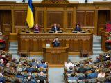 Ukraina: dalszy spadek notowań prezydenta i partii rządzącej